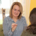 Psychotherapie Gespräch